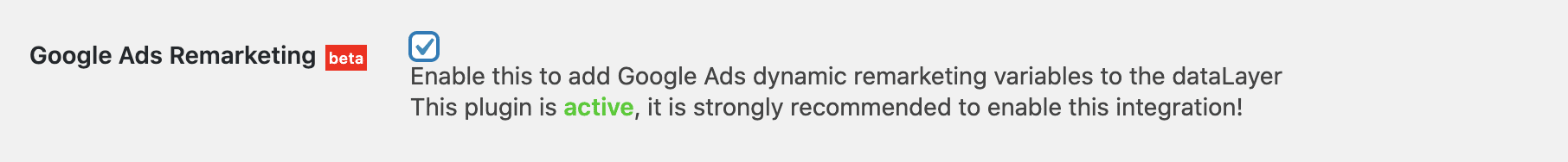 google ads dynamic remarketing, ecommerce, google tag manager