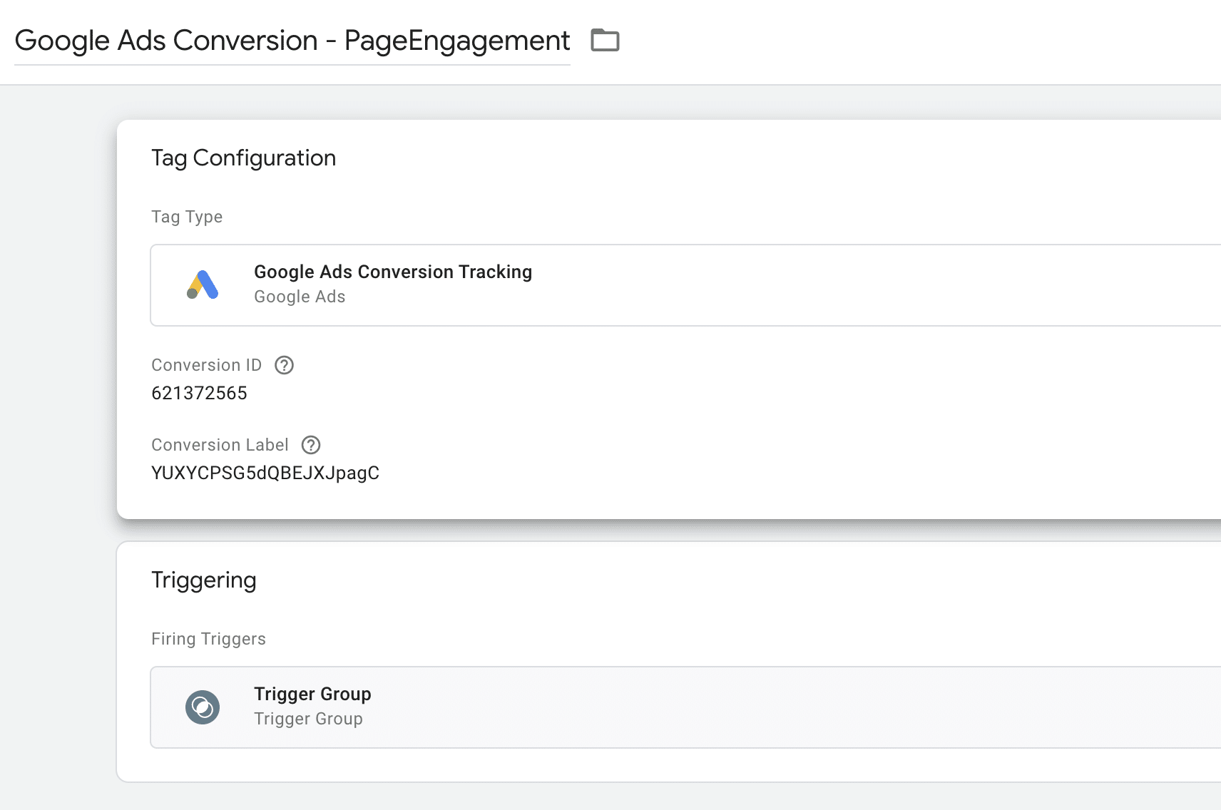 website engagement tracking, micro conversions, google conversion tracking gtm
